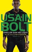 Boek cover Sneller dan het licht van Usain Bolt