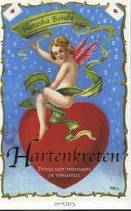 Cover van het boek 'Hartenkreten' van Natasha Bondy