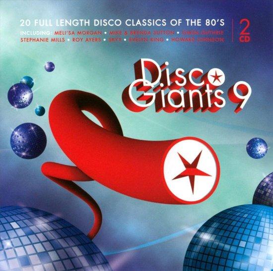 Disco Giants 9