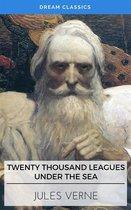 20,000 Leagues Under the Sea (Dream Classics)