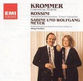 Krommer: Concerti opp. 35 & 91; Rossini: Variazioni; Introduzione, Tema e Variazione