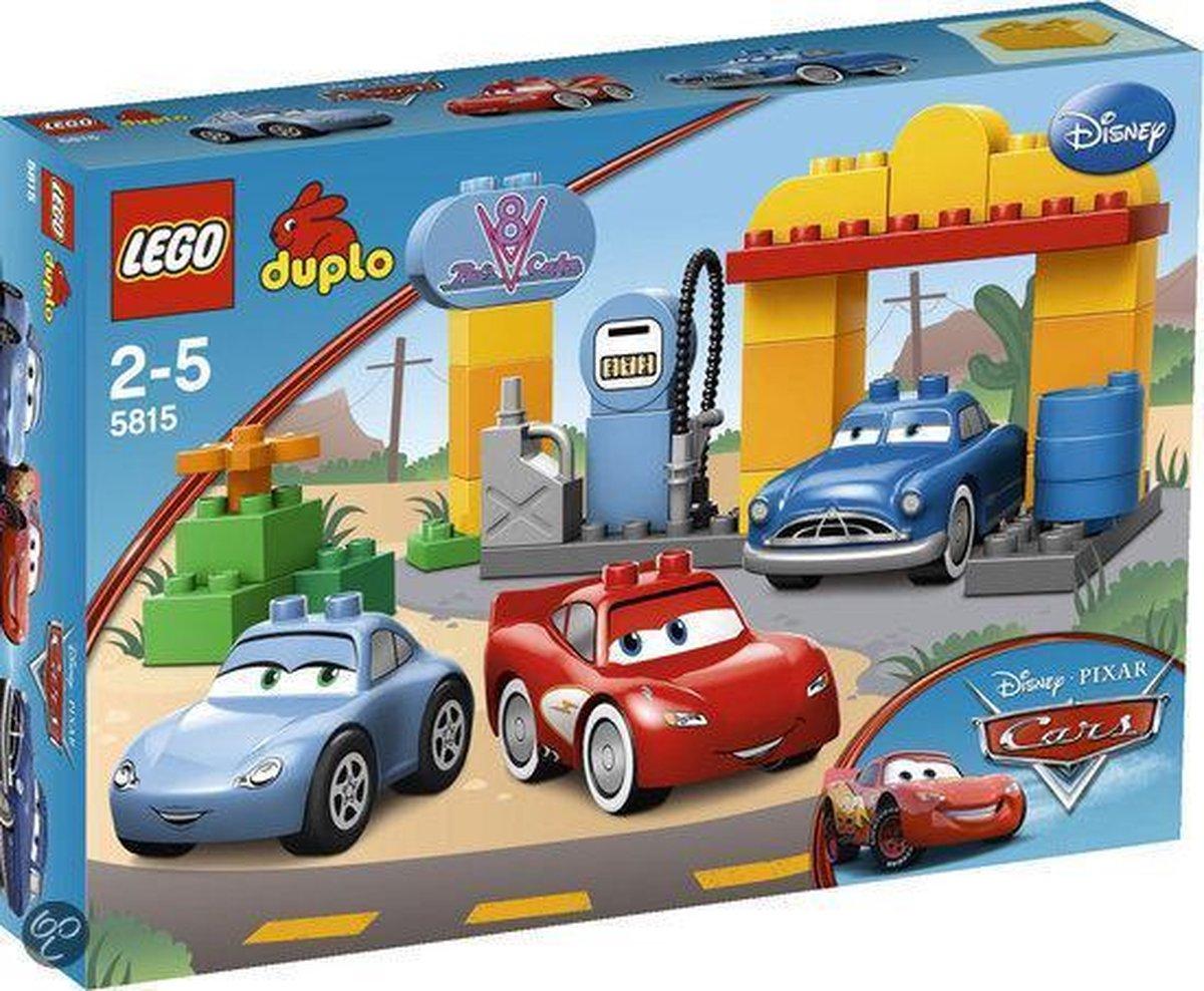 LEGO Duplo Cars 2 Ville Flo
