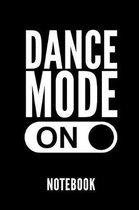 Dance Mode on Notebook