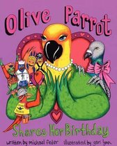 Olive Parrot Shares Her Birthday