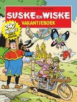Suske en Wiske  - Vakantieboek