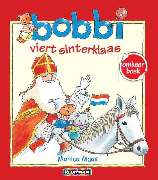 Boek cover Bobbi omkeerboek van Monica Maas (Hardcover)