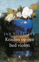 Knielen op een bed violen - Jan Siebelink
