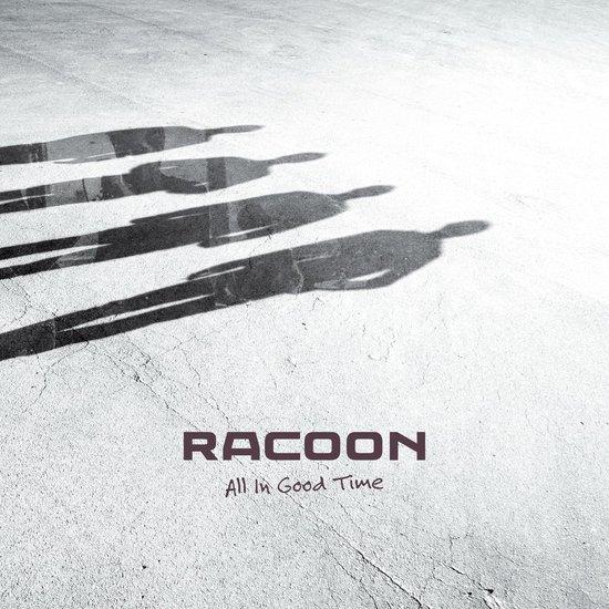 CD cover van Racoon - All In Good Time van Racoon