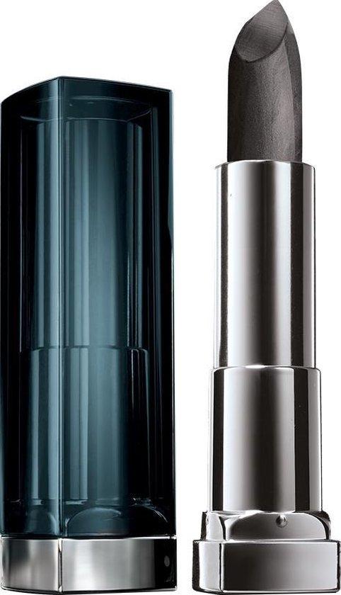 Maybelline Color Sensational Metallic Lipstick - 50 Gunmetal