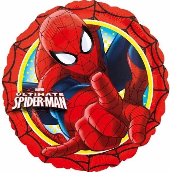 Helium ballon Spiderman 43 cm