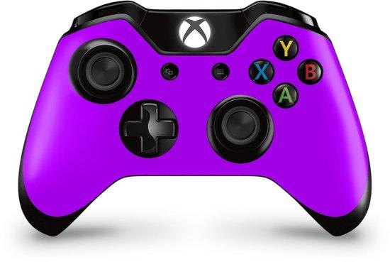 Xbox One Controller Skin Paars Sticker