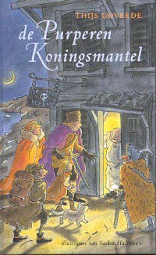 De Purperen Koningsmantel - Thijs Goverde pdf epub