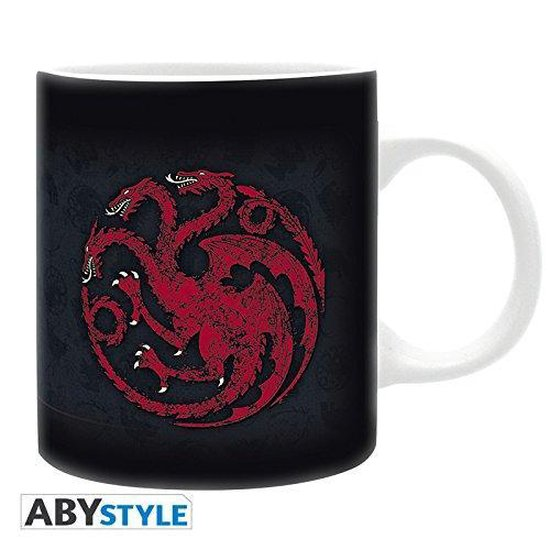 GAME OF THRONES - Mok - 320 ml - Fire&Blood - Game of Thrones