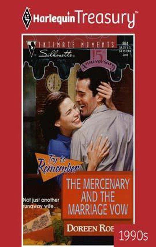 Omslag van Mercenary and the Marriage