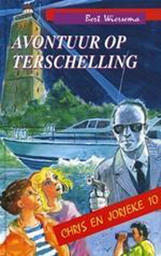 Avontuur op terschellingen c&j10 - Bert Wiersema  