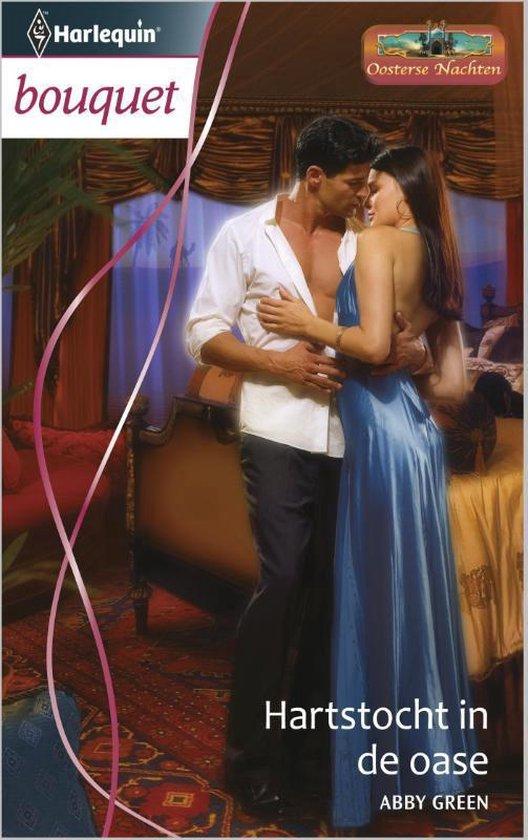 Cover van het boek 'Hartstocht in de oase - Bouquet 3382' van Abby Green