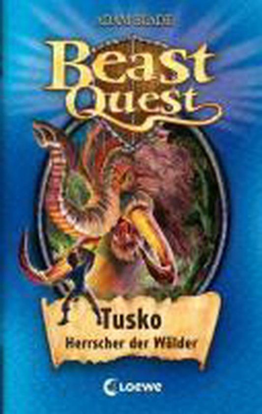 Beast Quest 17. Tusko, Herrscher der Wälder