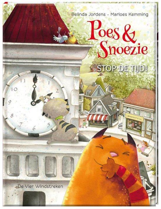 Poes & Snoezie - Stop de Tijd! - Belinda Jordens pdf epub