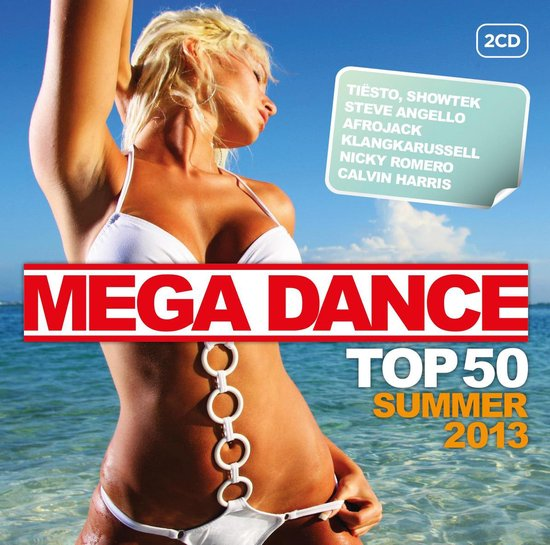 The Mega Dance Summer 2013
