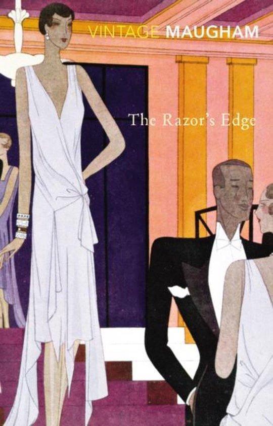 Boek cover The Razors Edge van W. Somerset Maugham (Paperback)