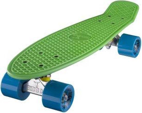 Penny Skateboard Ridge Retro Skateboard Green/Blue