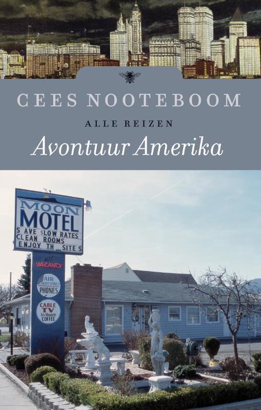 Avontuur Amerika - Cees Nooteboom   Fthsonline.com