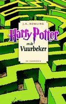 Boek cover Harry Potter 4 - Harry Potter en de vuurbeker van Olly Moss