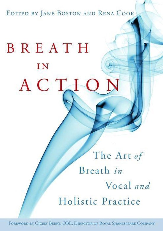 Boek cover Breath in Action van Debbie Green (Onbekend)