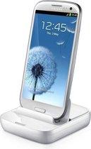 Universele Desktop Dock van Samsung (white) (EDD-D200WEG). Geschikt voor o.a. Galaxy S2, S3, S3 Mini, Note 2