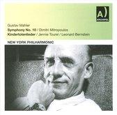 Mahler: Sy No.10, Kindertotenlieder (Ny 58, 60)