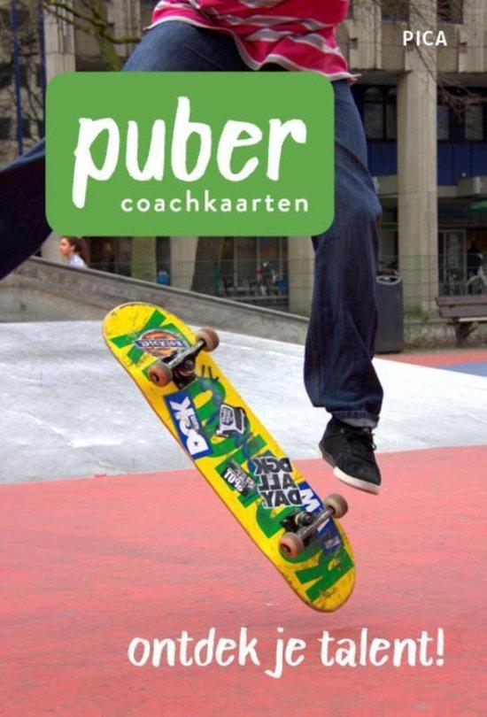 Puber coachkaarten - Espérance Blaauw |
