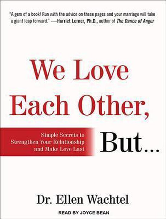 We Love Each Other, But...