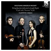 String Quartets Dedicated To Haydn