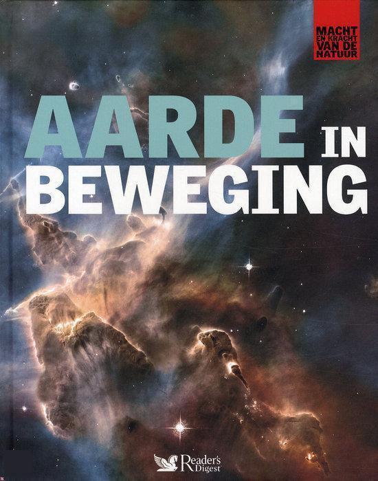 Cover van het boek 'Aarde in beweging'