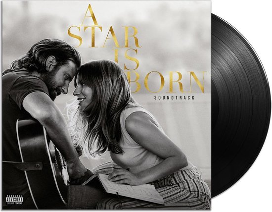 Afbeelding van A Star Is Born (Soundtrack) (LP)