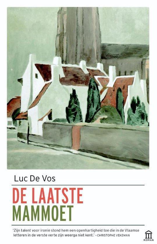 De laatste mammoet - Luc De Vos  