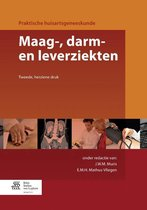 Maag-, darm- en leverziekten