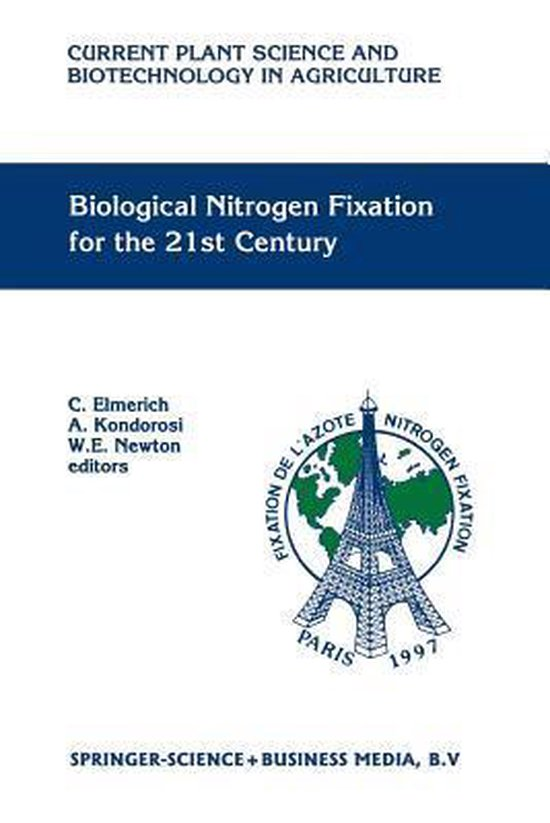 Biological Nitrogen Fixation for the 21st Century