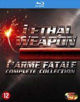 Lethal Weapon 1 t/m 4 - Complete Collection (Blu-ray)