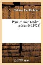 Pour les ames tendres, poesies