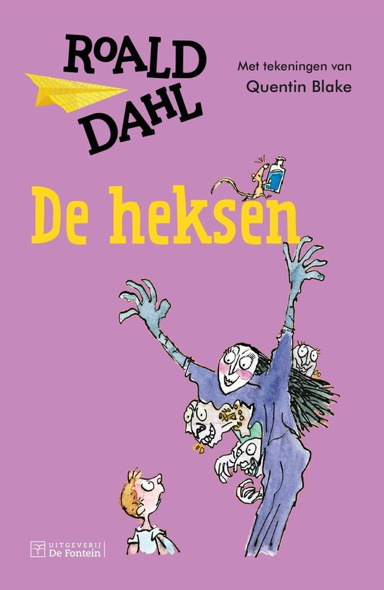 De heksen - Roald Dahl |