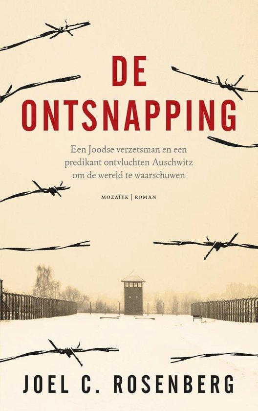 De ontsnapping - Joel C. Rosenberg | Readingchampions.org.uk