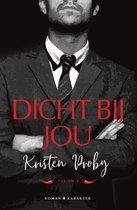 Boek cover Fusion 2 -   Dicht bij jou van Kristen Proby (Paperback)