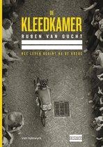 Boek cover De kleedkamer. Het leven begint na de koers van Ruben van Gucht (Paperback)