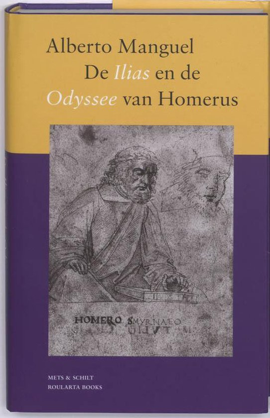 De Ilias en de Odyssee van Homerus - Alberto Manguel | Fthsonline.com