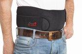 Easy in Shape Rugband - Rug Brace - Rugondersteuning - Maat S/M - Zwart