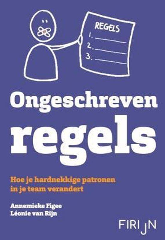 Ongeschreven regels - Annemieke Figee | Fthsonline.com