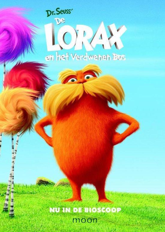 Cover van het boek 'De Lorax En Het Verdwenen Bos' van  Seuss