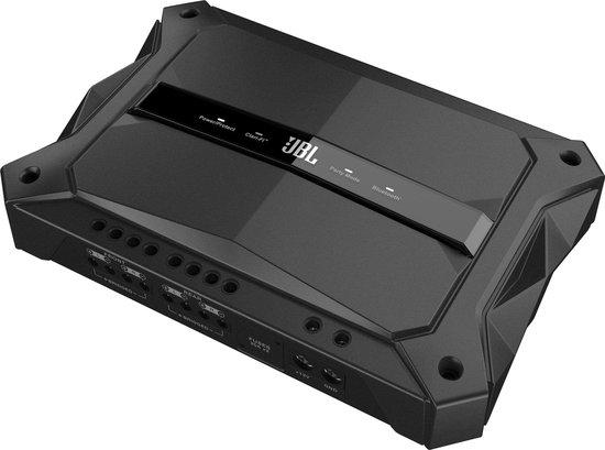 JBL GTR-104 Zwart High Performance 4-kanaals versterker met 1500W piekvermogen