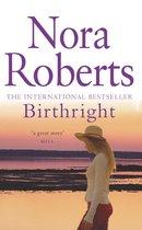 Boek cover Birthright van Nora Roberts